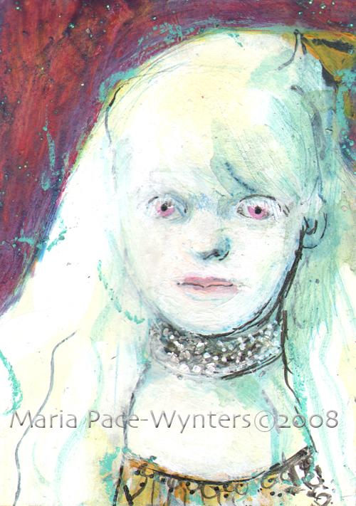 albino-girl