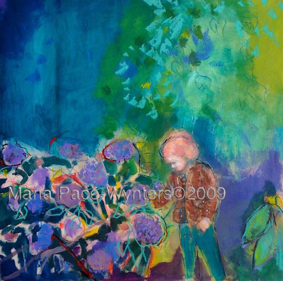 scarlett-and-the-blue-hydrangea