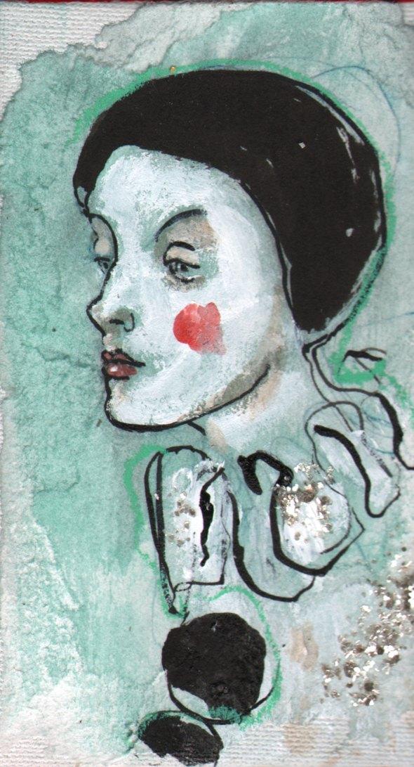Minimalist Pierrot Alternative Trends And More OOAK