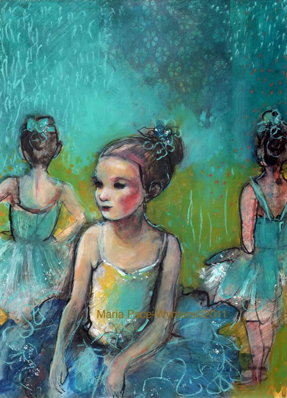 Three-Ballerinas