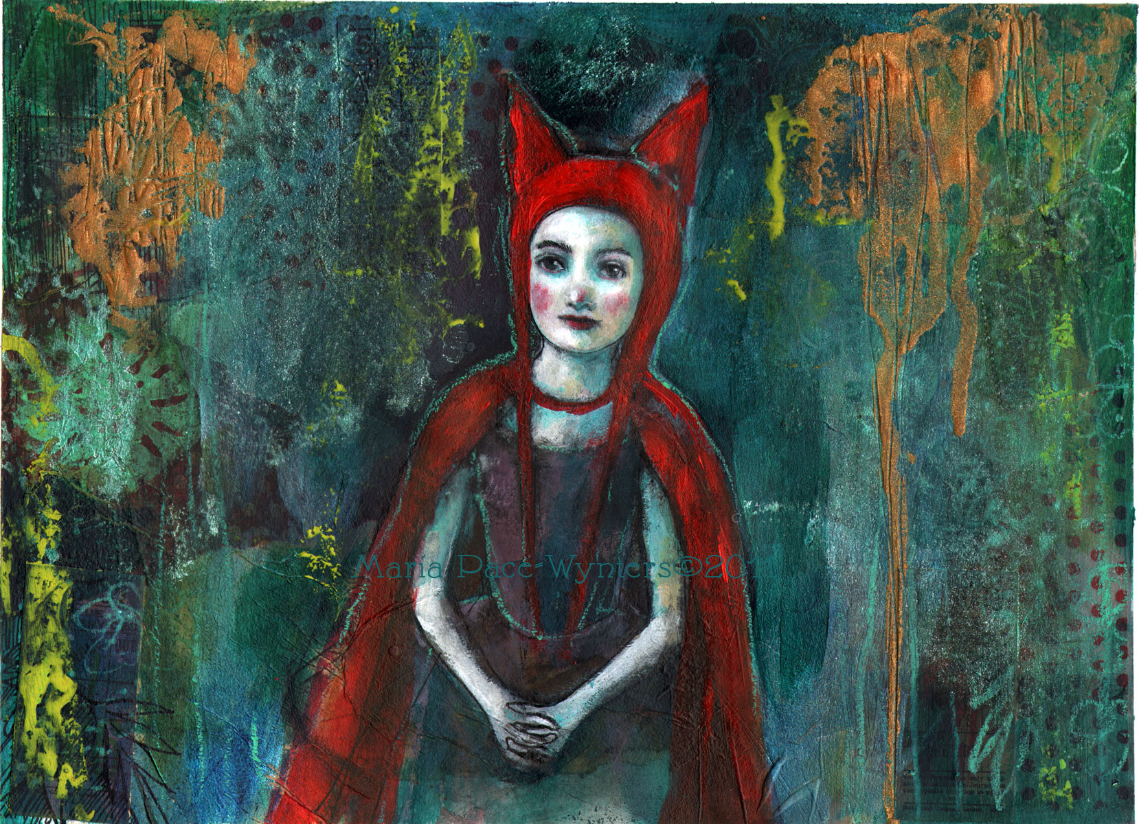 Little Red Riding Hood Maria Pace Wynters