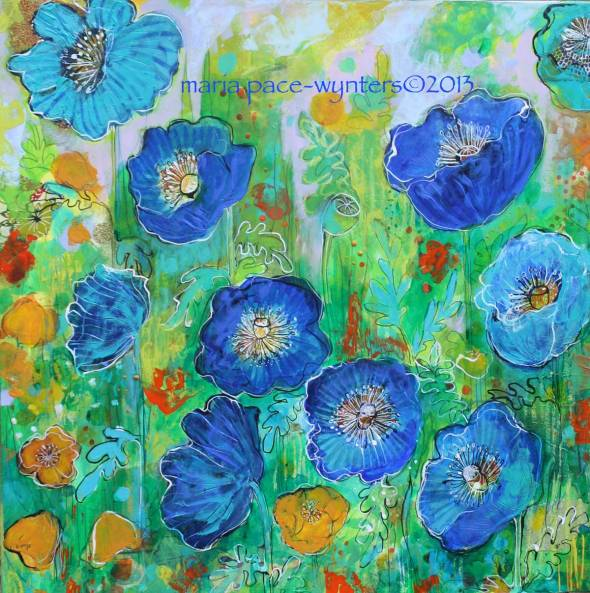Blue-Poppy-Garden