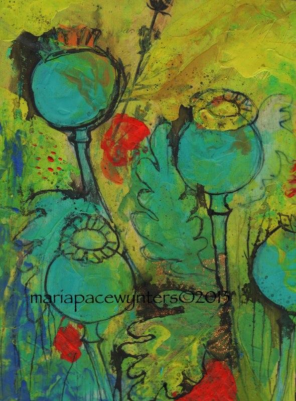 Poppy-Pods