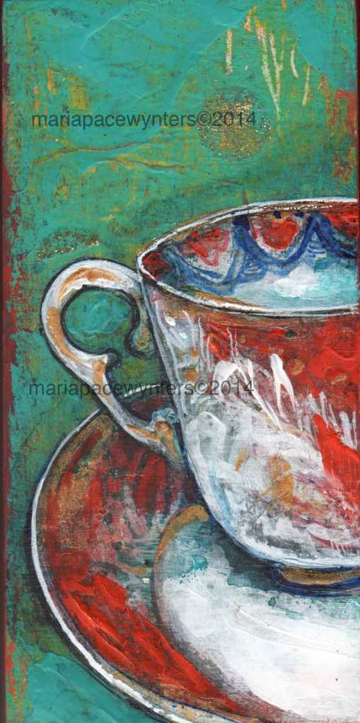 Red-Teacup