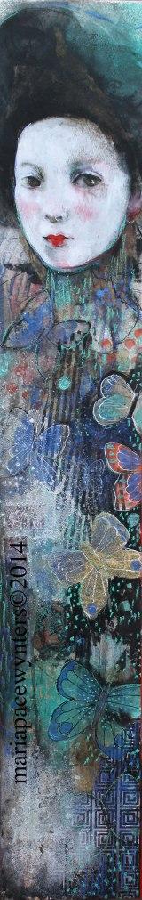 Dress-Of-Butterflies-For-My-Love