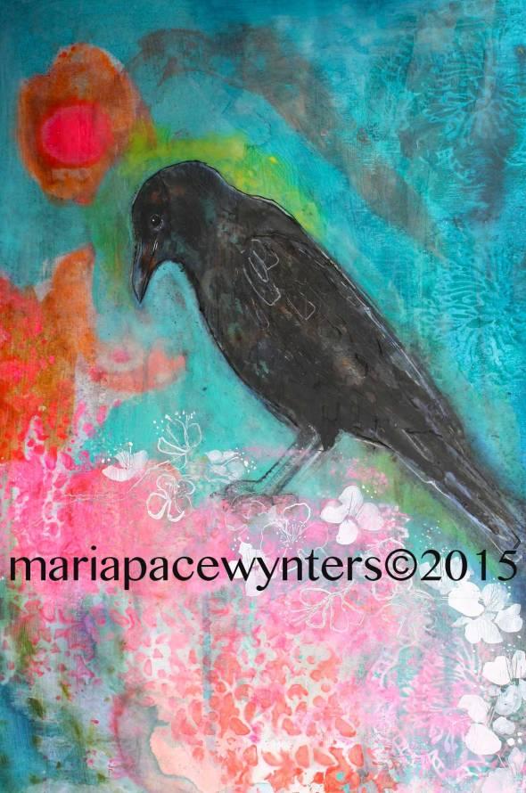 Blossom-Crow