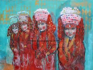 Nepalese-Girls