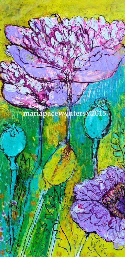 Lilac-Peony-Poppies