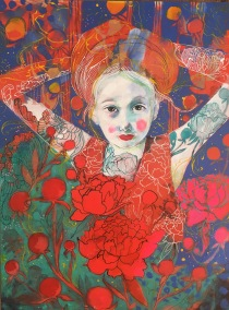 Peony's Bliss - Maria Pace-Wynters