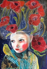 From The Smallest Seed Hope Grows, Maria Pace-Wynters