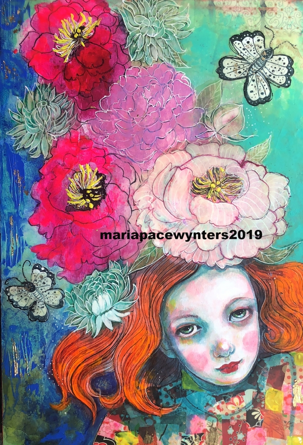 The Patchwork Dress, Mariapacewynters